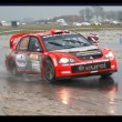 Mitsubishi Evo rally experience