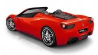 Hire a Ferrari 458 spider
