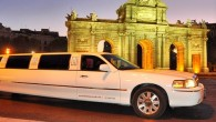 Enjoy Madrid in a limo